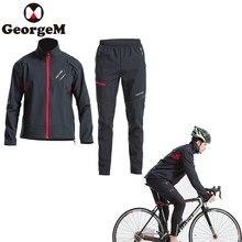 2019 Imperméable Bicicleta Hommes de Cyclisme Vestes Sport D équitation  Course Maillots Ensemble Sportkleding Mannen Fiets Vélo . dd36f5626db