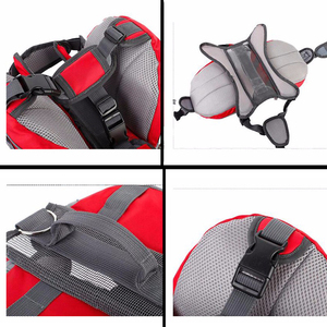 Image 5 - [TAILUP] Dog Harness K9 for Large Dogs Harness Pet Vest Outdoor Puppy Small Dog Leads Accessories Carrier Backpack py0025