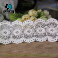 Factory Direct Sales Wedding Dress Lace Fabric High Quality Cotton Lace All Kinds Of Diy Handicraft