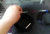 무료 배송 100% new DS5-50DN1 소형 m5 가시 장거리 레이저 적외선 광전 스위치 센서