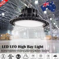 UFO Led High Bay Lights 100W 150W 200W Waterproof IP65 Industrial Lighting Warehouse Garage Workshop highbay led