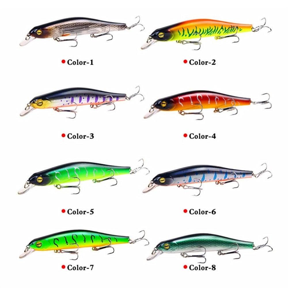 Leurre coulant Type Jackson Artist  12.5cm / 17.7gr , 29 coloris