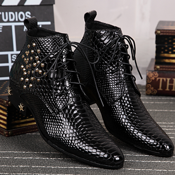 Compare Prices on Dress Ankle Boots for Men- Online Shopping/Buy ...