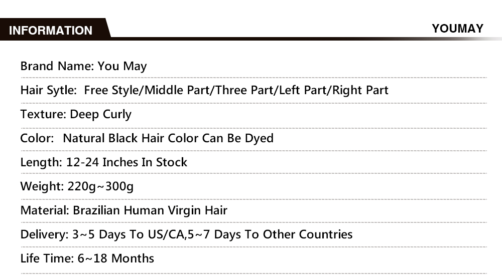 Full Ends Lace Front Human Hair Wigs For Women Natural Black 250% Density Brazilian Curly Human Hair Wigs You May Remy Hair