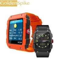 Thể thao V18 GPS Smartwatch Hỗ Trợ quản lý Tập Tin Ngủ monitor Ít Vận Động nhắc nhở Pedometer Đồng Hồ Thông Minh cho IOS và Android
