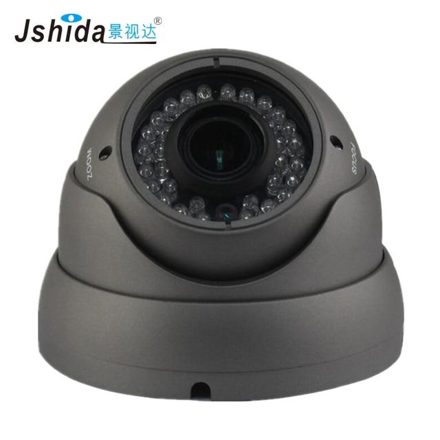 Original Analog CCTV Camera 540TVL Dome Indoor Home Security System HD Surveillance 20m IR Night