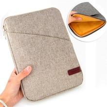 Para lenovo tab3 10 para negocio tb3-70f/m tablet manga liner bolsa de 10.1 pulgadas para lenovo tab2 a10-70f/l a10-30 x30f cubierta case