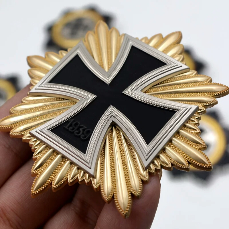 German 1939 star of the grand iron cross medal badge