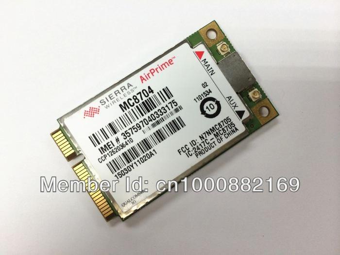 3g-modems 21 Mbps 3g Modul Wcdma 3g Karte Festsetzung Der Preise Nach ProduktqualitäT Clever Sierra Wireless Mc8704 Pci-e Hspa Computer & Büro