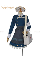 Kisstyle Fashion Unlight Nenem Childhood Uniform Cosplay Clothing Costume
