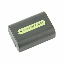 DSTE NP-FH50 Rechargeable Battery for Sony A230 A290 A390 DSC-HX1 HX100 HX200 HDR-TG1E TG3 TG5 TG7 Camera