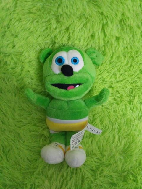 1f50babb2 Gummy Bear Voice Pet Funny Lovely Toys Sounding Plush Toy Best Gift For  Kids 16cm