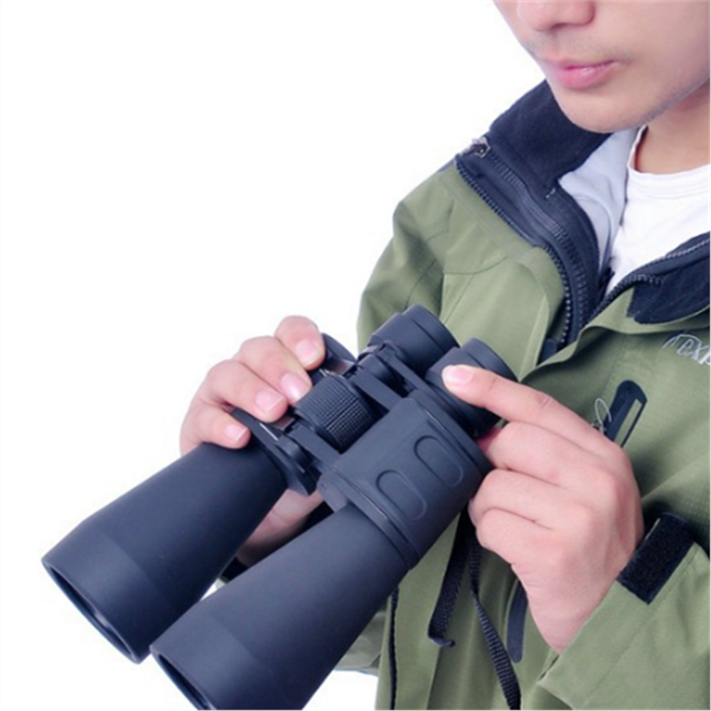 MOGE Double Tube 60x90 High Magnification 3000 Meters HD High-definition Low-light Night Vision Telescope image