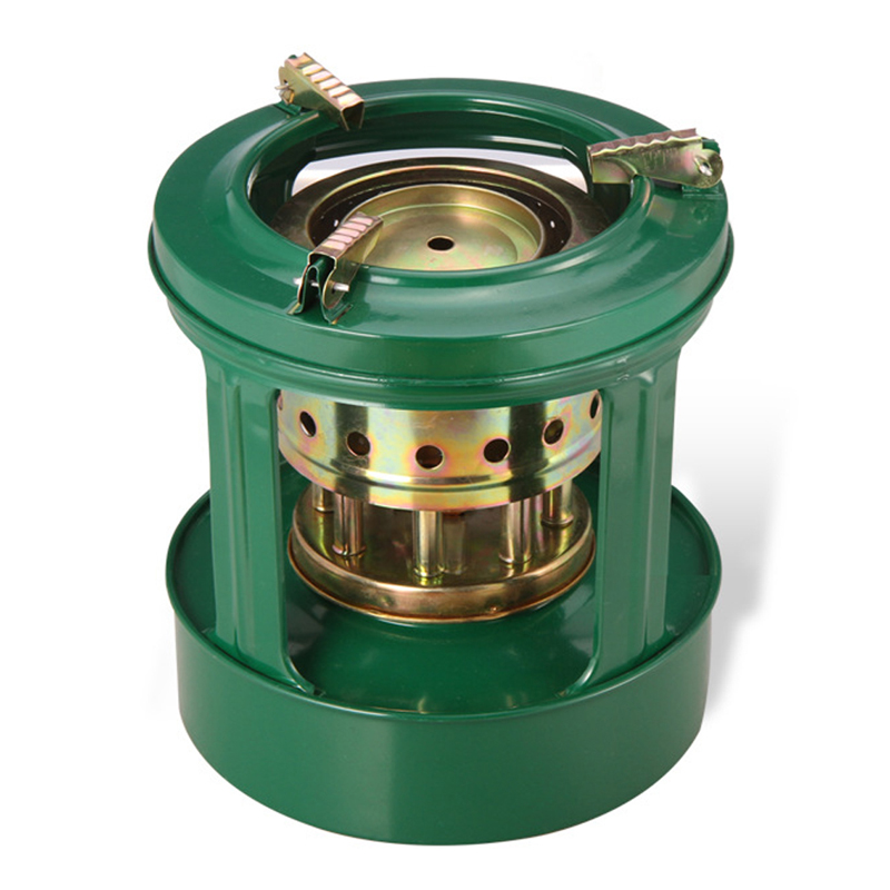 Mini Stove Portable Handy Removable Gas Stove Outdoor 8 Wicks Kerosene Stove Camping Stoves Heaters For Picnic