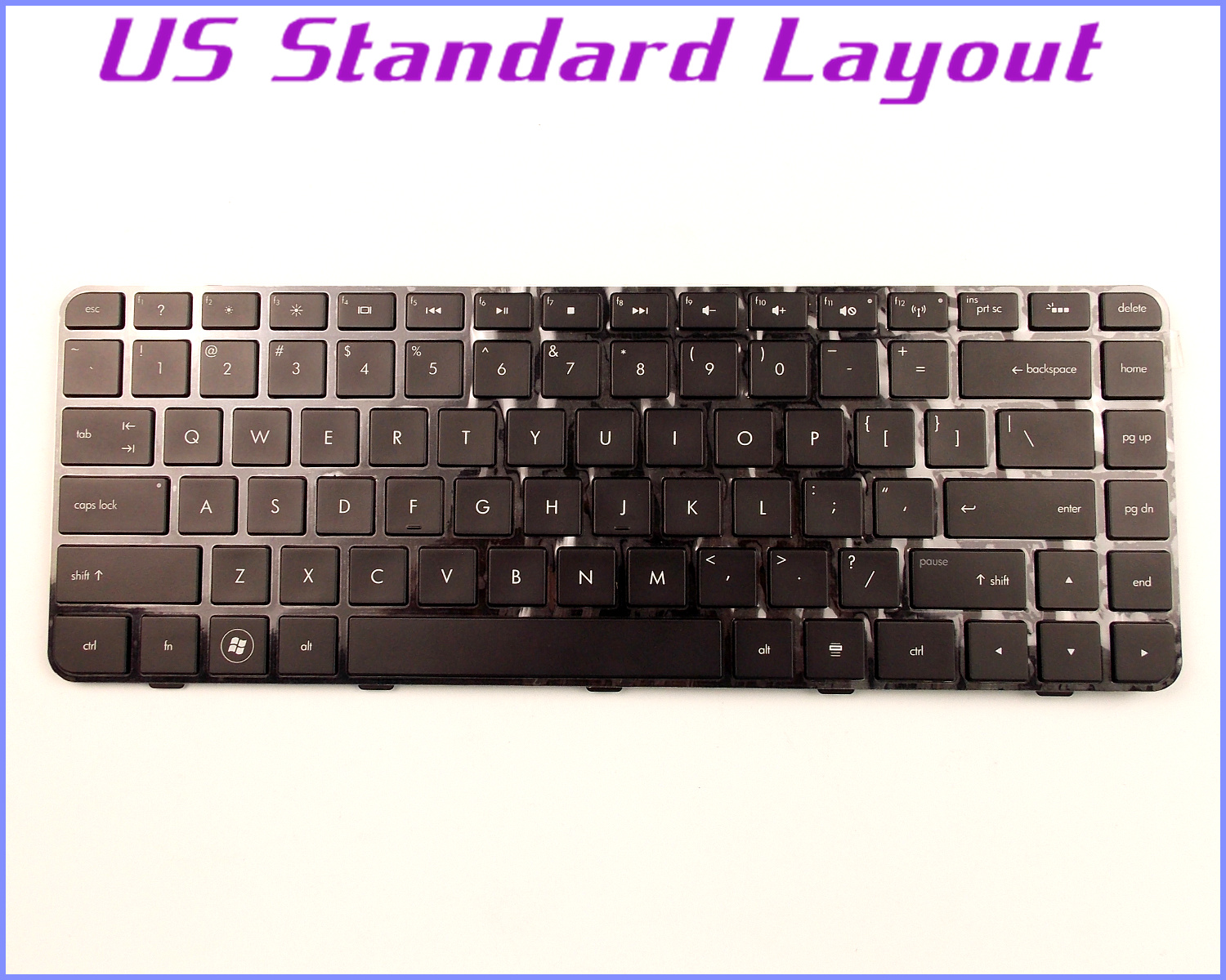 New US Layout Keyboard for HP Pavilion DV5 2135DX XH004UA DV5 2077CL  WQ799UA DV5 2074DX WQ751UA Laptop/Notebook W/Backlit-in Replacement  Keyboards from ...