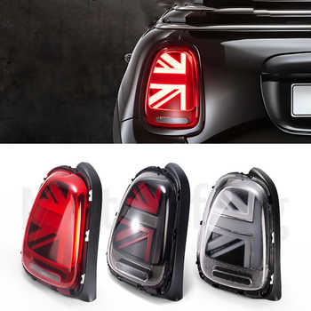 Car Styling for MINI Cooper F55 F56 F57 Tail Lights 2013-now for MINI Rear Light DRL+Turn Signal+Brake+Reverse LED lights - DISCOUNT ITEM  20% OFF All Category