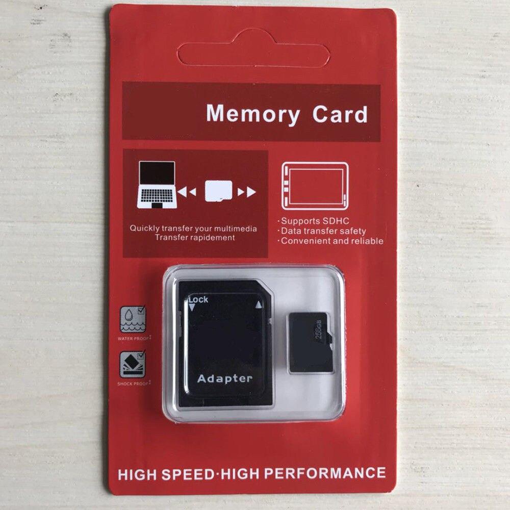 Micro Sd Card 256GB Memory Card  8GB 16GB 32GB 64GB 128GB Micro Sd TF Card 32gb For Cell Phone/mp3 Micro Sd 64gb Free Reader