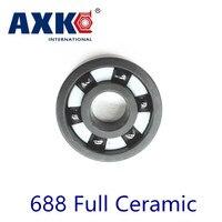 2017 Rodamientos Axk 688 Full Ceramic Bearing 1 Pc 8 16 4 Mm Si3n4 Material 688ce