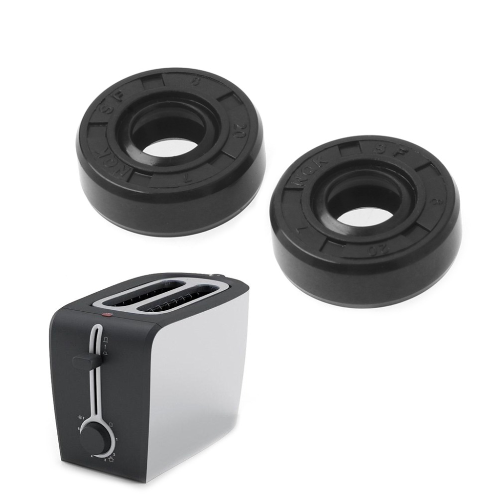 цена на MEXI Rubber 8x20x7mm Wearable Breadmaker Sorbet Machine Blender Repair Parts Oil Seal Ring