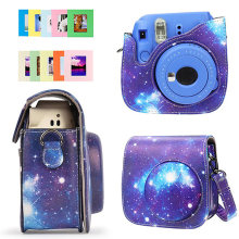 MINI Star Prints Polaroid Camera Bag Camera Package Digital Camera Cover Photo Package for Fuji Polaroid MINI 8/9(China)