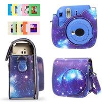 MINI Star Prints Polaroid Camera Bag Camera Package Digital Camera Cover Photo Package for Fuji Polaroid MINI 8/9