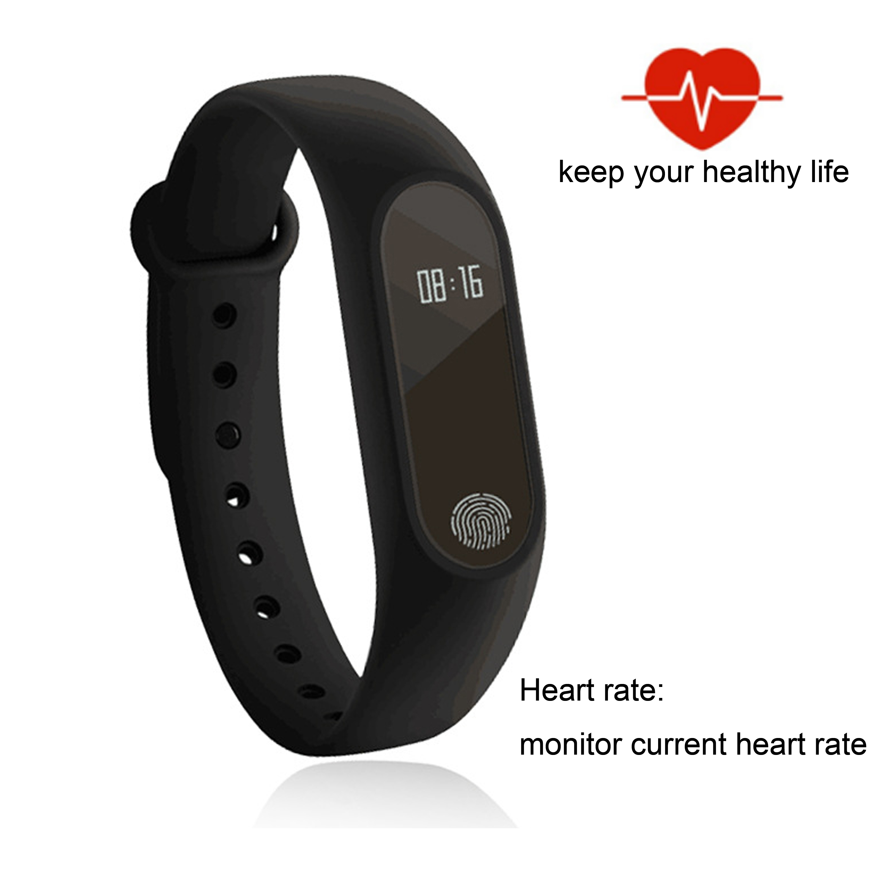Smart Children Watch  Touch Screen Sport Watch Bracelet Fitness Tracker Heart Rate Sleep Monitoring Pedometer Children Watches
