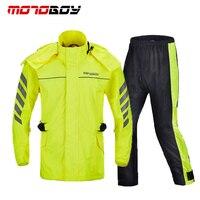 Велосипедные мотоциклетные дождевые комплекты пальто внедорожные гоночные светоотражающие куртки для дождевики штаны походные альпинист