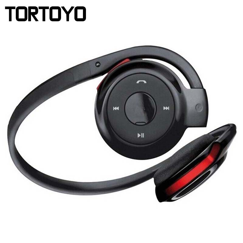 Sweatproof Rainproof BH503 Wireless Bluetooth Headset Stereo Sports Headphone Neckband Earphone With Mic For iPhone Samsung HTC bh 23 wireless headphone