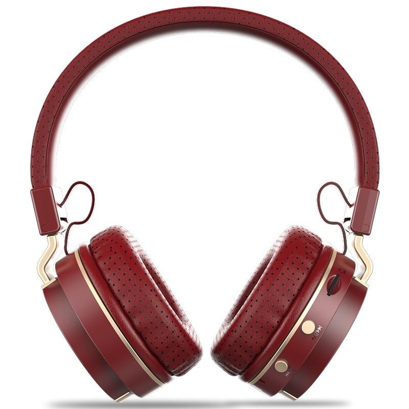 Original Bluetooth Headphone Zealot B17 Foldable TF card FM Radio Over Ear HD Wireless headsets Good Bass With Mic недорого