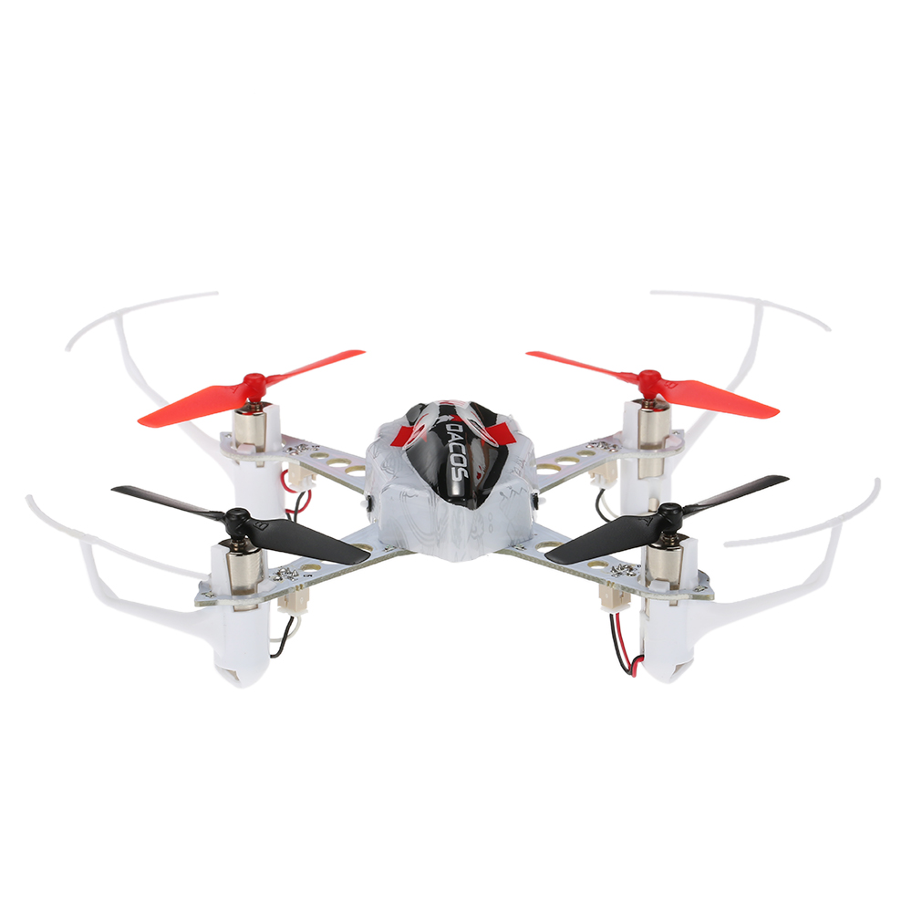 Оригинальный x100 ловкость 2.4 г 3d 6 г режим Крытый Drone RC Quadcopter Поддержка Futaba с-fhss со встречными flight БНФ