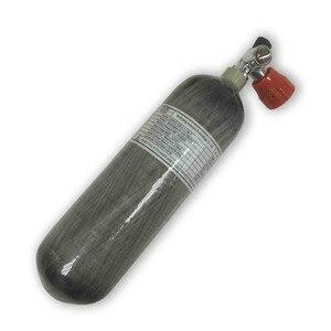 Image 1 - Пейнтбольное оборудование AC121711 Acecare 2.17L, бак Hpa из углеродного волокна, цилиндр Pcp, Воздушный бак 300 бар с клапаном Gague для пневматического пистолета