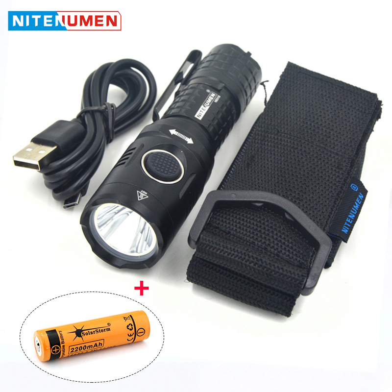 Portable USB LED Flashlight Mini Rechargeable LED Torch Pocket Tactical Flash Light For Bike Camping Hunting With 18650 Battery средиземье тени войны middle earth shadow of war [pc цифровая версия] цифровая версия