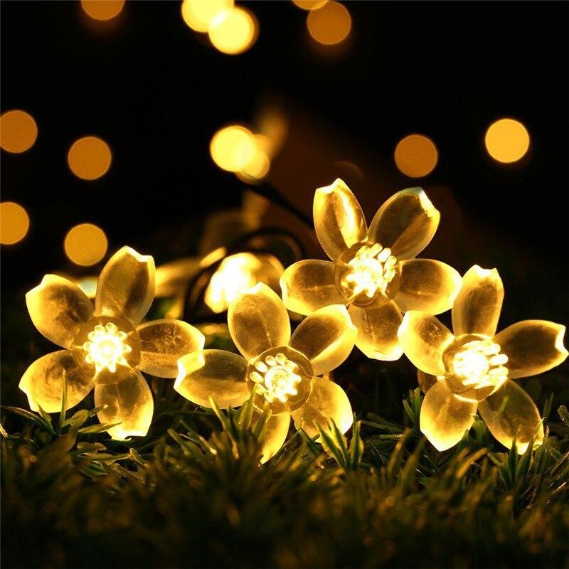 festa do feriado do natal livre lampadas solares luzes led 02