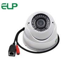 Outdoor Dome IP Camera waterproof CCTV Security 1.0 Megapixel Onvif ir 35m night vision 2.8-12mm varifocal lens dome IP Camera