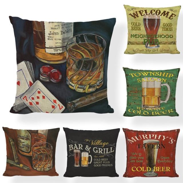 Bar Cushions