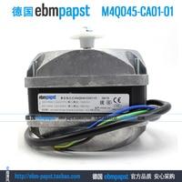 ebm papst M4Q045 CA01 01 AC 230V 0.2A 31W 30W Freezer Refrigerator Hood Motor
