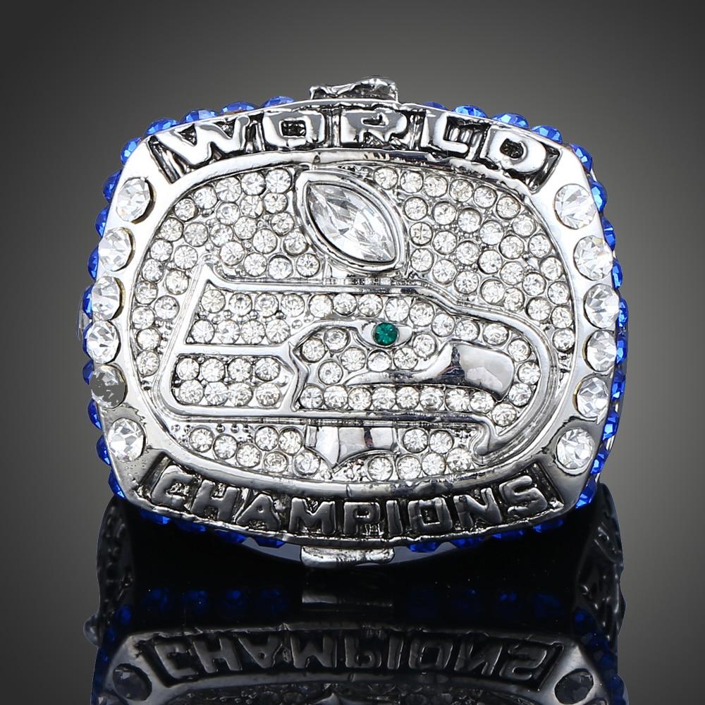 Wholesale Fashion Customed Sport Jewelry Seattle Seahawks