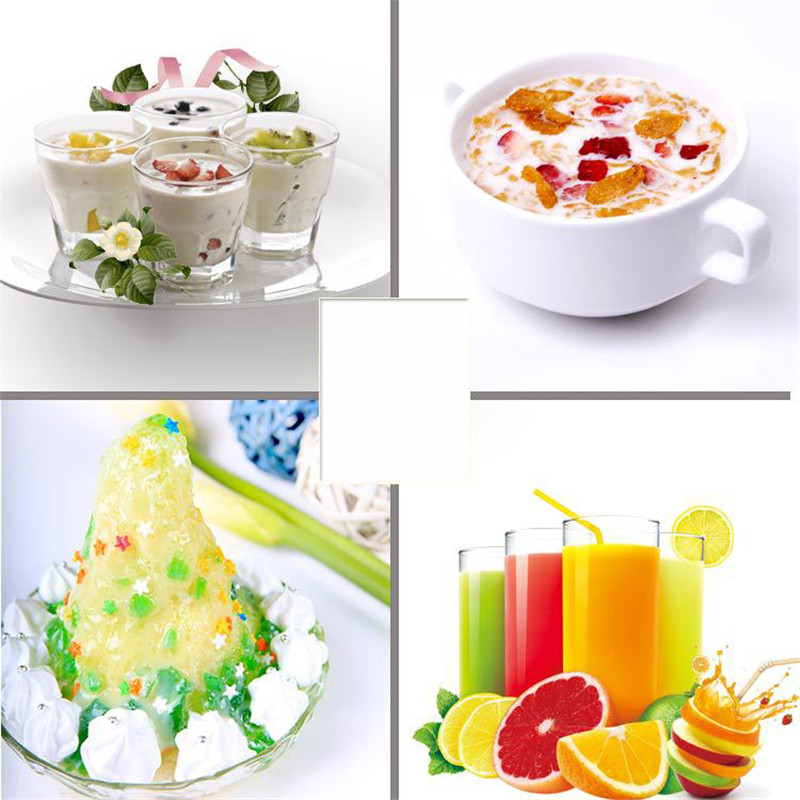400ml Portable Personal Juice Blender And USB Juicer Cup With Multi-function For Smoothies And Baby Food 10