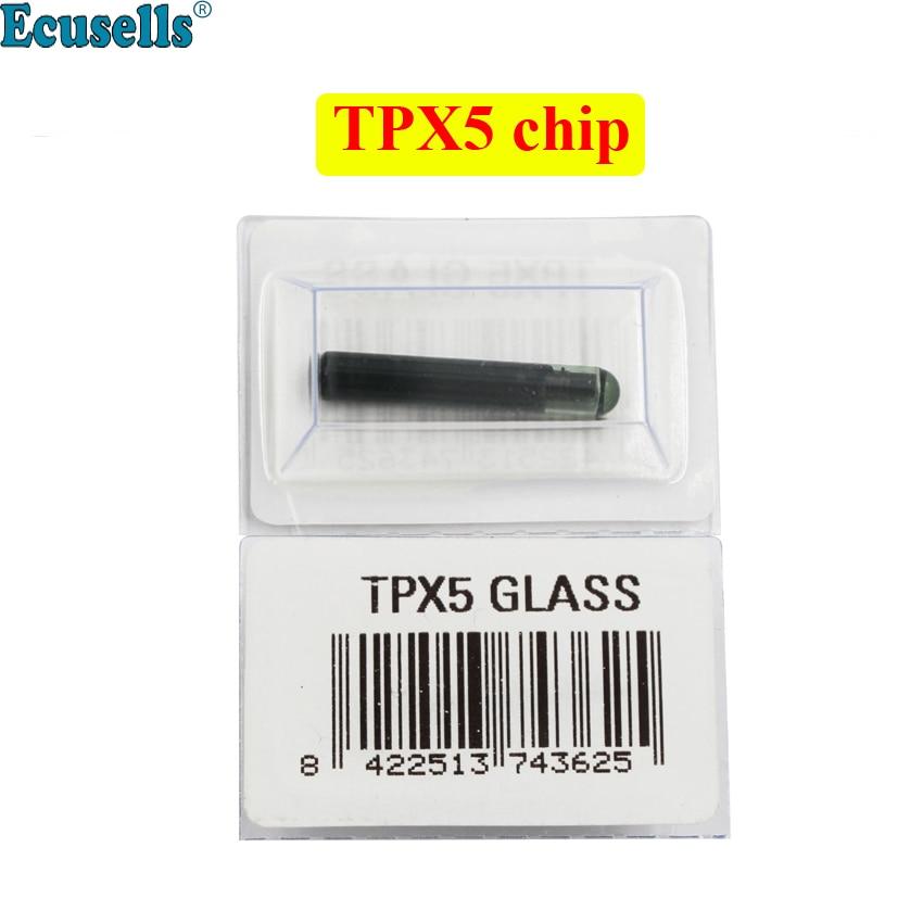 5PCS JMA TPX2 Cloner Chip Clone 4D Car Key Chip