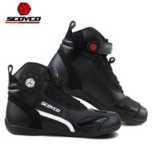 2017 New Scoyco motorcycle riding shoes off-road locomotive boots racing shoes boots winter warm size 39 40 41 42 43 44 45