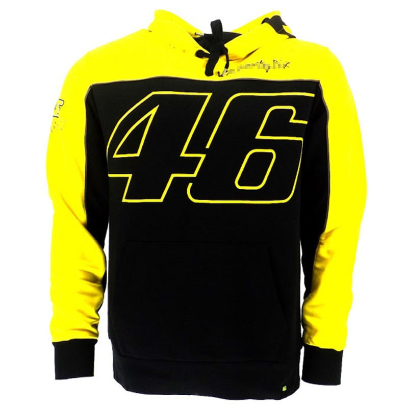 Free shipping Moto GP Racing VR46 Moto Racing Hoodies Motorcycle Casual Sweatshirts Motocross Rossi casual hoodie