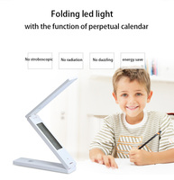 Booklight Led Ebook Light Mini Flexible Bright clip on Book Reader Reading Desk Lamp Clip