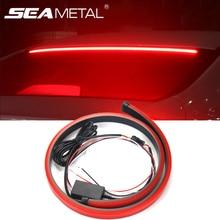 Car High Brake Lights 90cm LED Flexible Strip Warning Signal