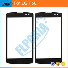 1PCS 4.5 inch For Lg L Fino F60 D392 D290 D290N D295 D390 MS395 Front Outer Screen Glass Lens Repair Touch Screen Outer Glass(China)