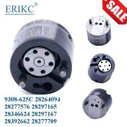 ERIKC zawór sterujący 9308-625C 28297165 28297167 Diesel WTRYSKIWACZ PALIWA zawór 28277709 dla Korando 2.0 CR Inyector EMBR00101D