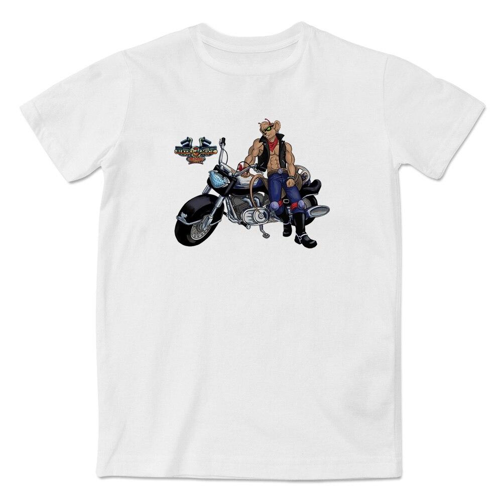 Shirt design companies - Biker Mice From Mars T Shirt Anime Pop Skate Novelty Casual T Shirt Hip Hop Funny Punk Women Men Top