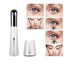 New Portable Electric Eye Massager Health Care Remove Wrinkles Dark Circles Mach
