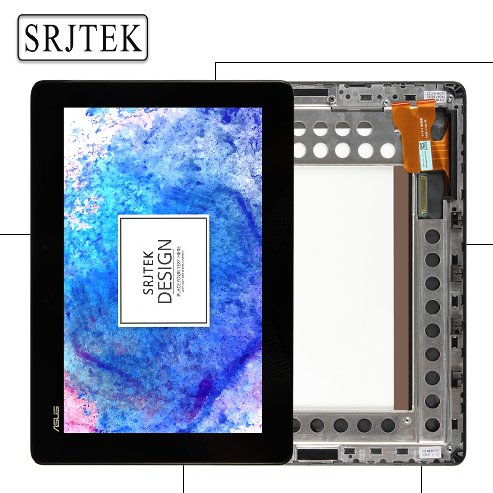 Original for For Asus MeMo Pad Smart ME301 ME301T K001 TF301T LCD Screen Display Touch Digitizer