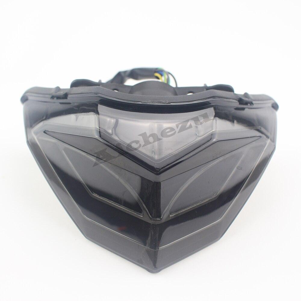 ACZ Motorcycle Blinker Indicator Turn Signals Light Rear Lights Brake Light LED Taillight For Kawasaki NINJA
