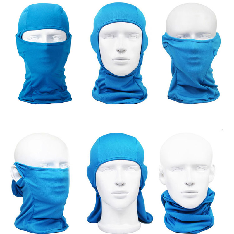 462f8ad9a86 SUPERBIKE® Face Mask Balaclava Hat Head Cover Motorcycle Headgear Scarf  Helmet